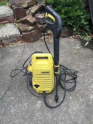 Jet-USA RX470 3100PSI Electric Pressure Washer in good condition hardly used