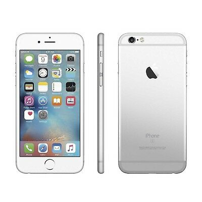 Movil Apple iPhone 6S Plus A1687 128GB Libre Plata Sin Huella Digital | B