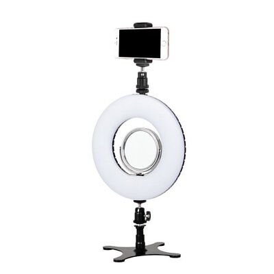 "8"" Dimmable LED Ring Light with Stand Lighting Kit for Youtube Live Makeup Video"