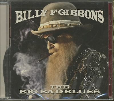 Billy Gibbons - The Big Bad Blues (CD) - The Blues
