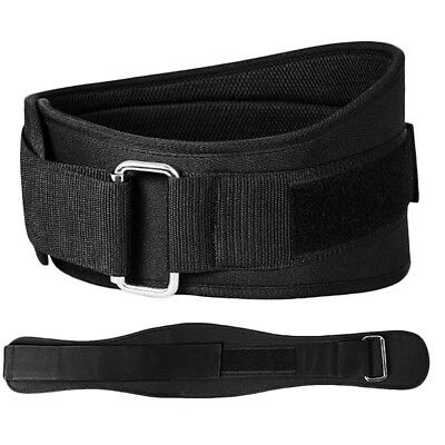 Weight Lifting Belt-Back Support Weightlifting Belt For Powerlifting, Squats, X3