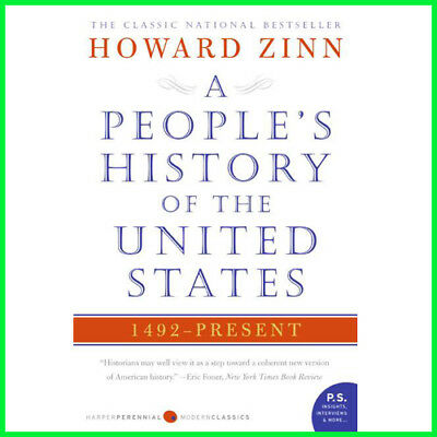 A People's History of the United States: 1492-Present (E-book) {PDF}