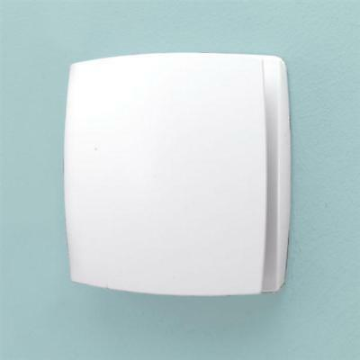 Hib Breeze T Wetroom Inline Fan With Timer In White 31100