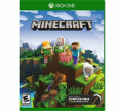 XBOX ONE Minecraft Starter Collection - Currys