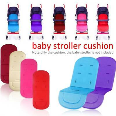 Baby Stroller Pushchair Car Seat Padding Mat Pram Kids Liner Pad Cushion Soft