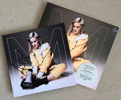 ANNE-MARIE * SPEAK YOUR MIND * DELUXE CD w/ SIGNED ART CARD * BN! * CLEAN BANDIT