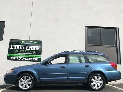 2007 Subaru Outback 2.5 i 2.5i FULLY SUBARU DEALER SERVICED! CLEAN CARFAX! SPOTLESS CLEAN! BEST ON EBAY!
