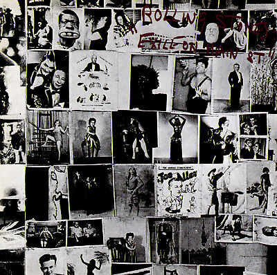 +  The Rolling Stones / Exile On Main St.