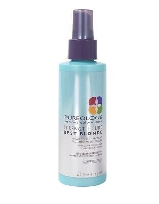 Pureology Strength Cure Best Blonde Miracle Filler Treatment 4.9oz