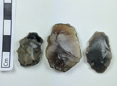 """Transitional"" EUP, (L-R-J) Micro Leaf Points c43,500-40,500 years BP"