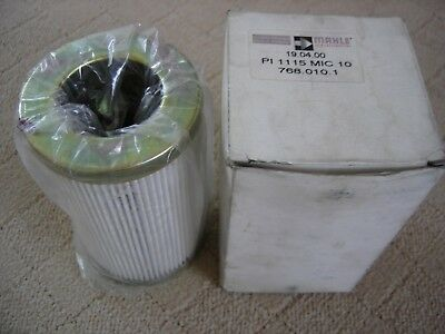 Mahle Industrial Hydraulic filter P1 1115 Mic 10