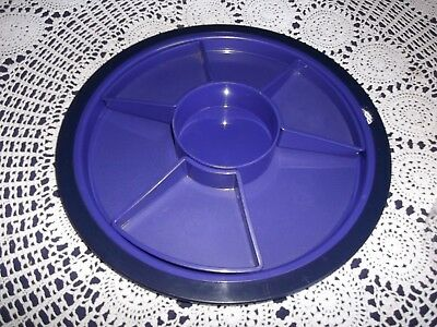 Vintage Unused Tupperware Lazy Susan
