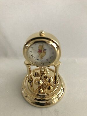 Disney Winnie The Pooh Collectible Clock . New. Warranty. Free Shipping