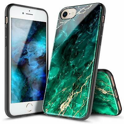 For Apple iPhone 8 Plus / 7 Plus Case | Glitter Bling Hybrid Shockproof Cover