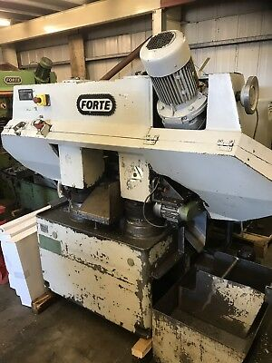 Forte Sba241/s Twin Pillar Band Saw