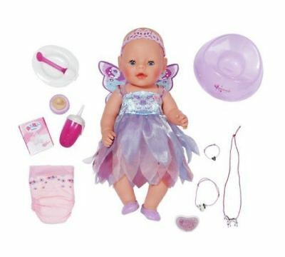 BABY Born Interactive Wonderland Doll Outfit With Cute Little Shoes Tiara NEW