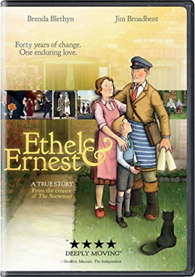 Ethel & Ernest-Ethel & Ernest (Us Import) Dvd New