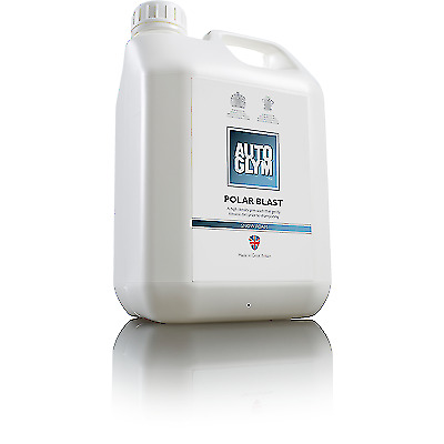 Autoglym Polar Blast Snow Foam 2.5 L New Pressure Wash Car Wash Shampoo