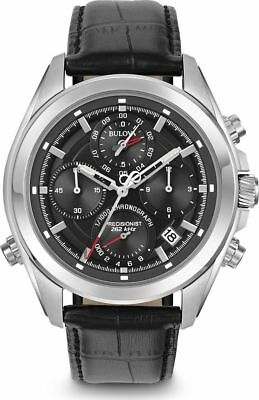Bulova Precisionist Stainless Steel Watch RRP £499