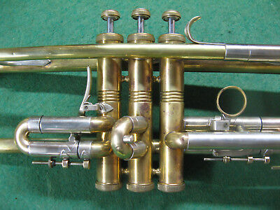 Arioso Super Trumpet - Amati Made Horn - Nice Case and a Herco Mouthpiece