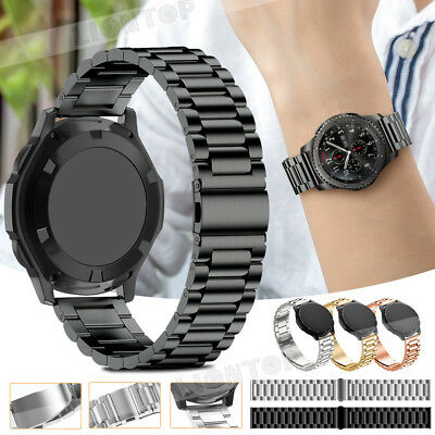 Fashion Stainless Steel Metal Strap Band For Huawei watch 1s/2 Sport/Classic/GT
