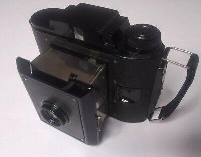 Vintage Agfa Clipper Special Camera PD16 with Leather Case