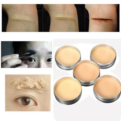 Body Painting Halloween Skin Makeup Wax Stage Styling Tool Nose  Modeling