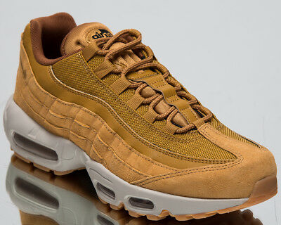 05f904f35ee9f8 NIKE AIR MAX 95 Premium SE PRM men lifestyle kicks NEW vachetta tan ...