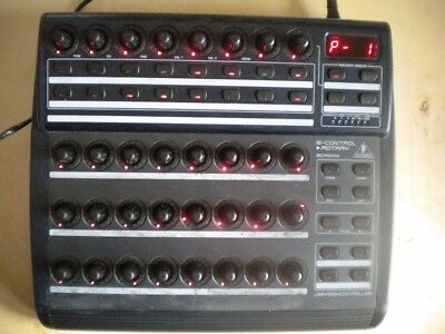Behringer BCR2000  USB/MIDI Controller - Used