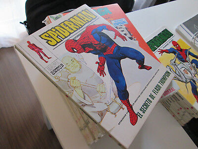 Vertice (V.1)  Spiderman - Nº: 48 -  Impecable.-