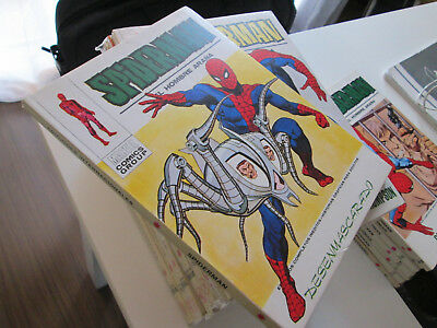 Vertice (V.1)  Spiderman - Nº: 47 -  Impecable.-