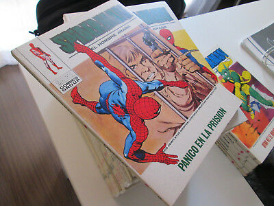 Vertice (V.1)  Spiderman - Nº: 43 -  Impecable.-