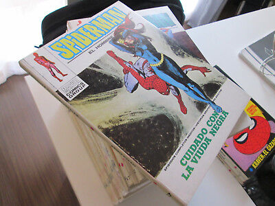 Vertice (V.1)  Spiderman - Nº: 37 -  Impecable.-