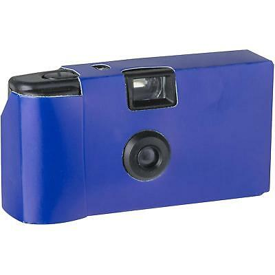 Trendz Disposable Camera 135mm Single Use Without Flash - 18 Pictures - Blue