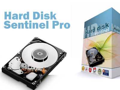 Hard Disk Sentinel 5.20 Professional Edition Unlimited Number of PC *Instant*
