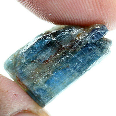 18.95 Ct. Green Blue Kyanite Natural Rough Gemstone Unheated  Free Shipping!