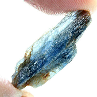 15.16 Ct. Green Blue Kyanite Natural Rough Gemstone Unheated  Free Shipping!!
