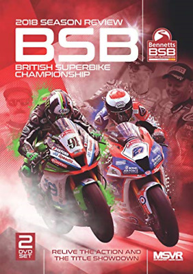 Bsb 2018 Season Review (UK IMPORT) DVD [REGION 2] NEW