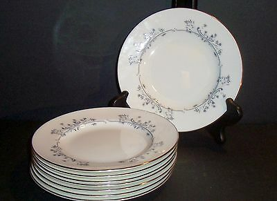 """Lot Of 7 Minton Pandora Bread And Butter Plates 6"""""""