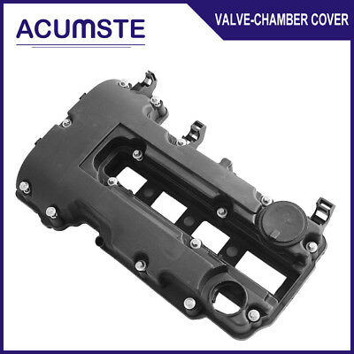 Camshaft Engine Valve Cover w/ Bolts &Seal For Chevy Cruze Sonic 1.4L 55573746