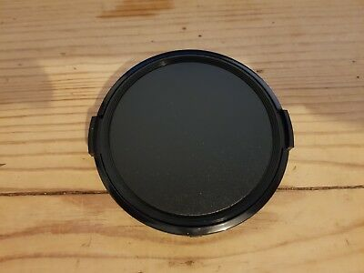 77mm Front Snap On Lens Cap Fits All 77mm Threaded Lenses.