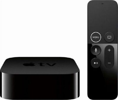 Apple TV 4K 32GB Black MQD22CL/A