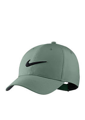 e6f73e3336e New Nike Golf- Legacy91 Perf Cap Hat One Size Clay Green Dri-Fit FINAL