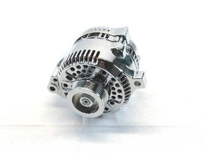 PULLEY ALTERNATOR 6 Groove Serpentine Fits Ford - $26 35