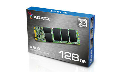 ADATA SU800 M.2 2280 128GB Ultimate 3D NAND Solid State Drive (SSD) 100% Authen