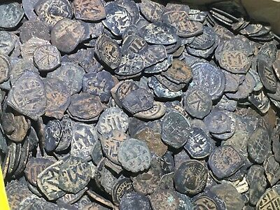 TOP LOT OF 10 Uncertain Byzantine bronze Coins include Arab Byzantine Various Em