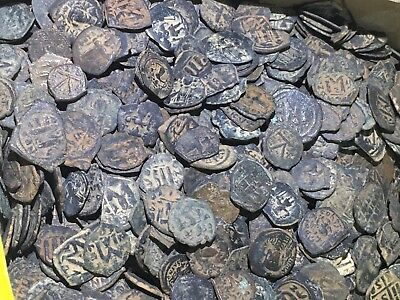 TOP LOT OF 50 Uncertain Byzantine bronze Coins include Arab Byzantine Various Em