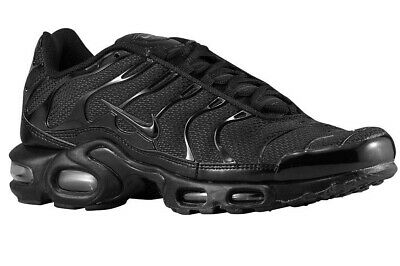 Details about Nike Air Max Plus TN 97 BLACK 100%AUTHENTIC Men Running Shoes CD7862 001 USA DS