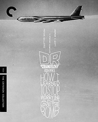 Dr. Strangelove (Criterion Collection) [Blu-ray]