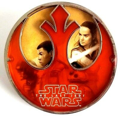 Disney Pin  Star Wars - The Last Jedi - Force for Change Pin 122104